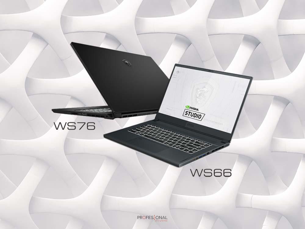 msi WS76 WS66