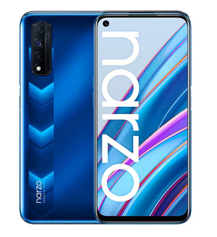 Realme Narzo 30 5G oferta lanzamiento