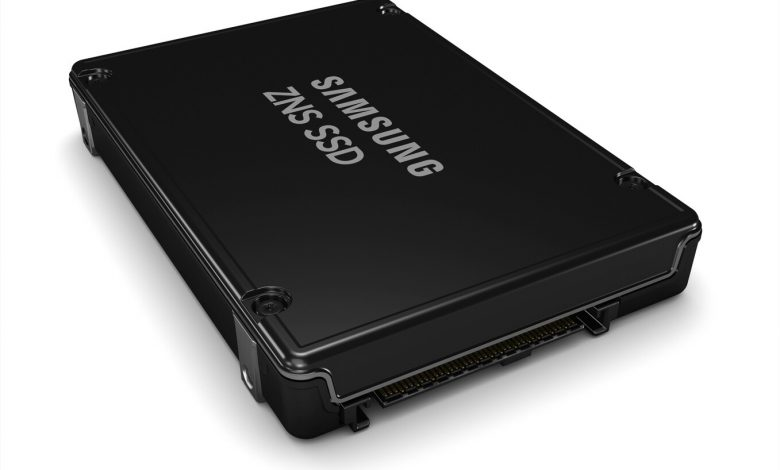 ssd Samsung PM1731a tecnologia zns