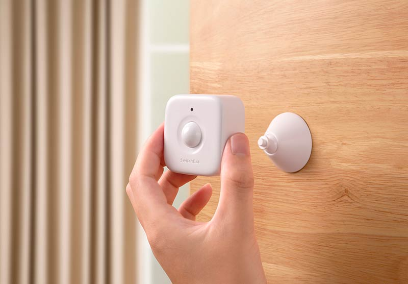 SwitchBot Motion Sensor y SwitchBot Contact lanzamiento