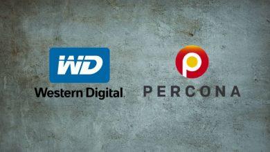 western digital percona server