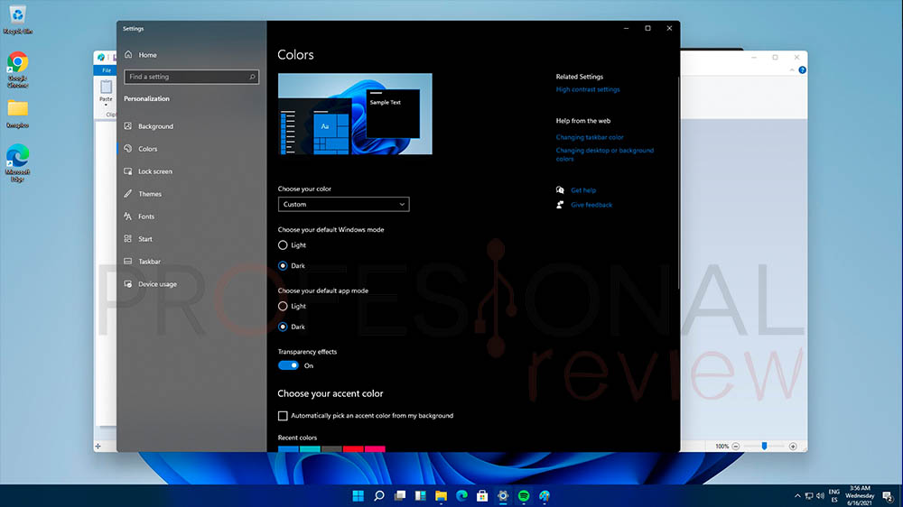 customize windows eleven