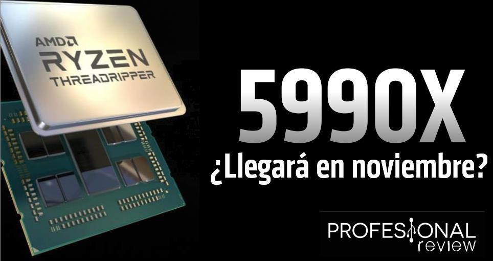 AMD Ryzen Threadripper 5990X