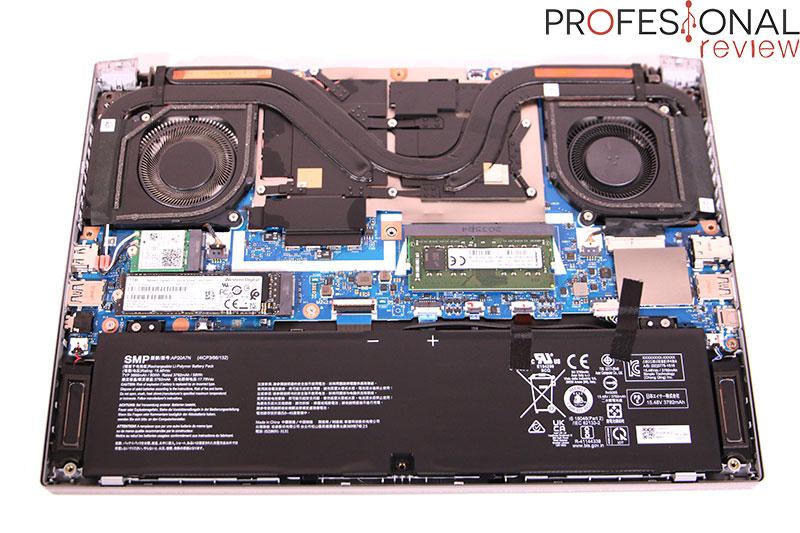 Acer Predator Triton 300 SE Hardware