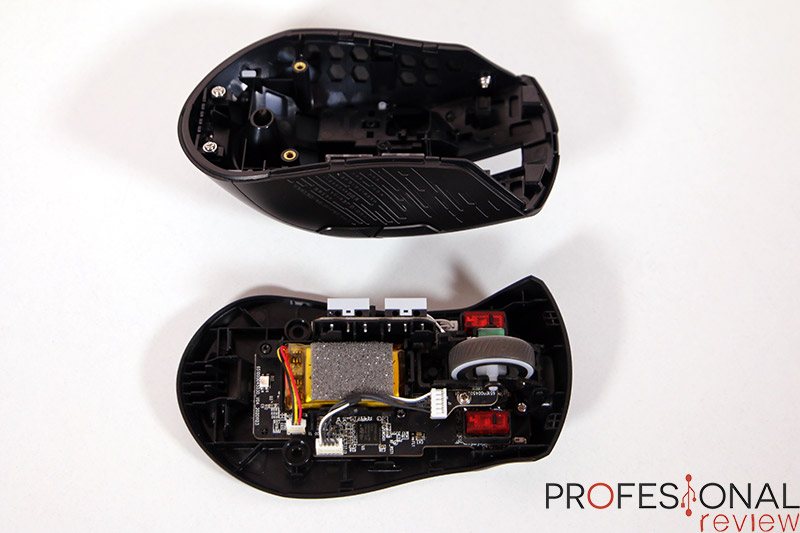 Asus ROG Gladius III Wireless Hardware