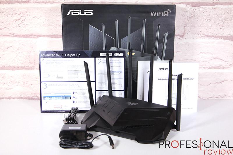 Asus TUF Gaming AX5400 Review