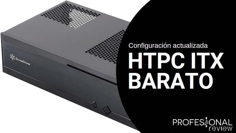 Configuracion HTPC ITX barato