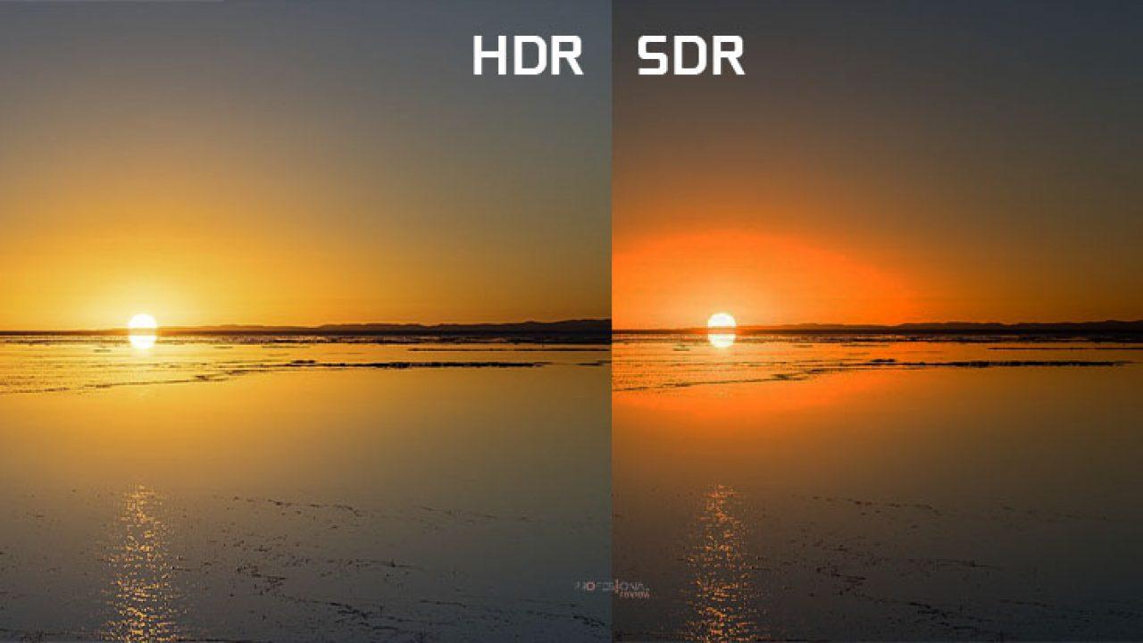 DisplayHDR vs HDR10