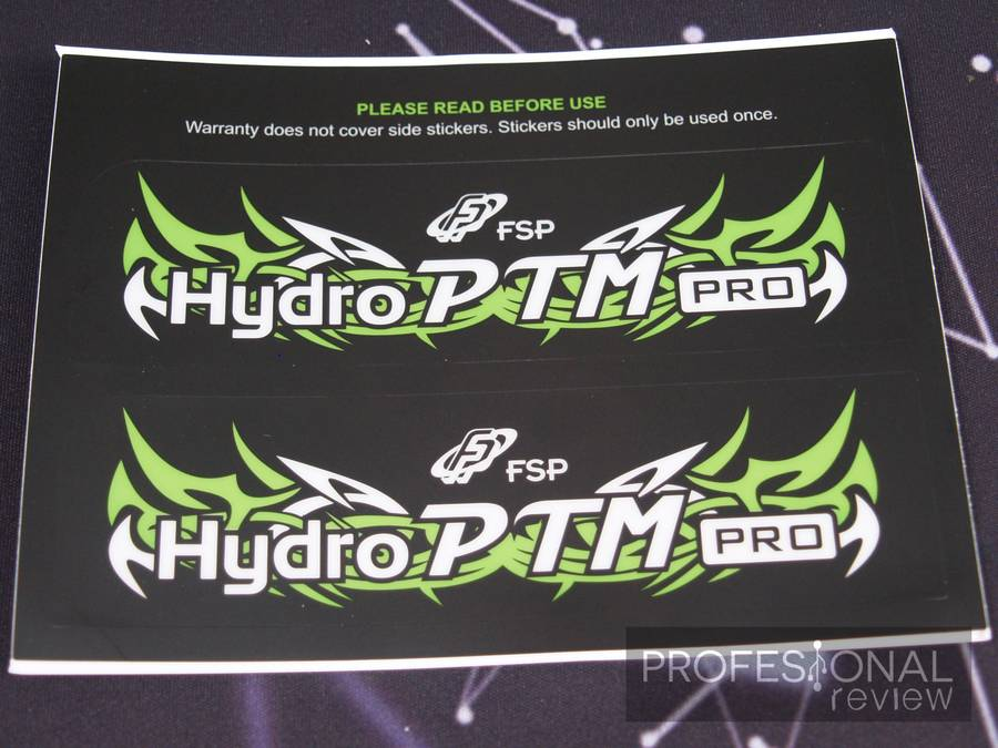 FSP Hydro PTM Pro 850W Review
