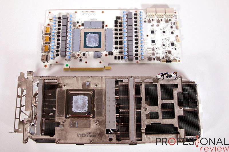 KFA2 RTX 3080 Ti HOF Hardware