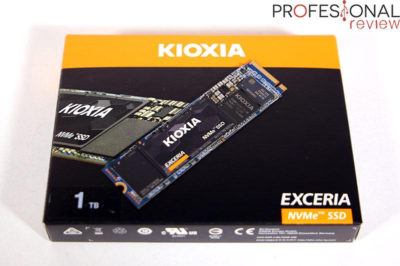 KIOXIA Exceria SSD 1TB Review