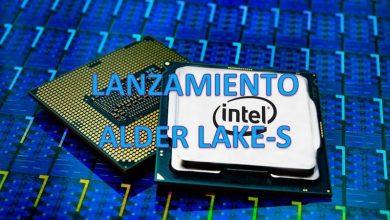 lanzaran procesadores intel alder lake