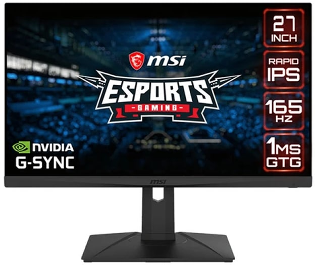 monitor gaming msi rapid ips