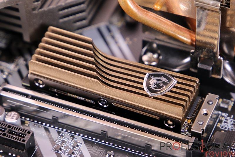 MSI SPATIUM M480 Review