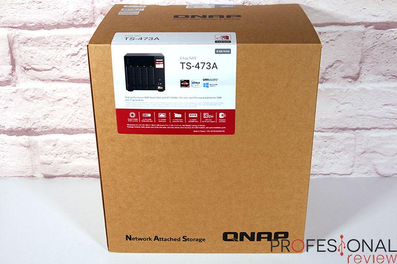 QNAP TS-473A Review