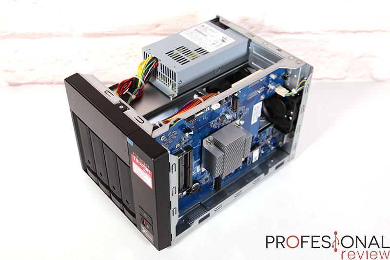 QNAP TS-473A Hardware