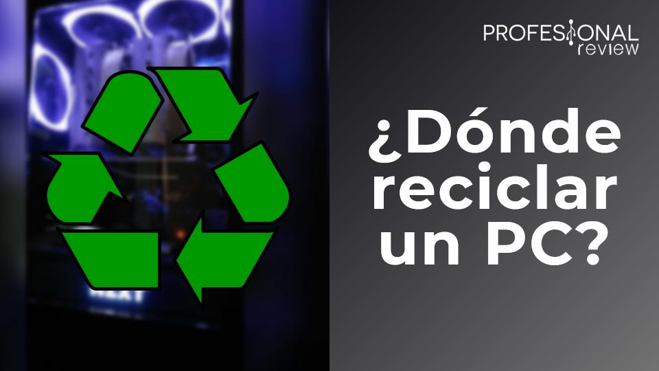 Reciclaje PC