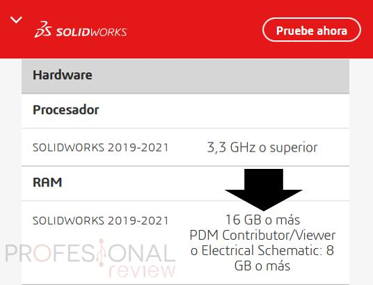 RAM SolidWorks
