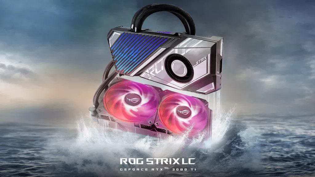 ROG Strix LC RTX 3080 Ti