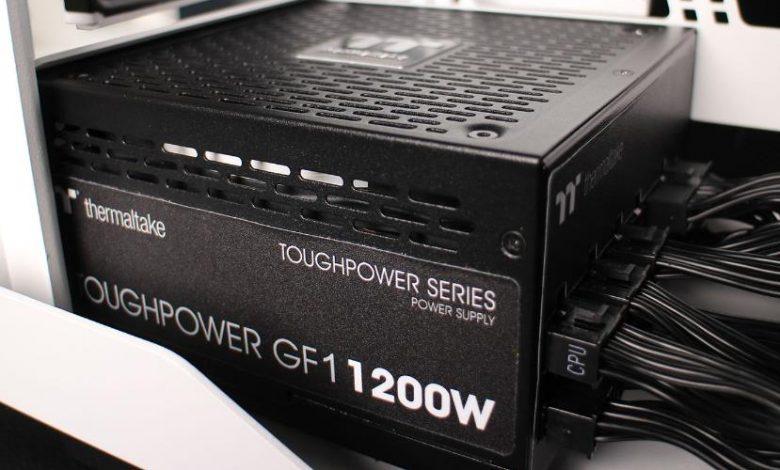 Thermaltake Toughpower GF1 1000W 1200W