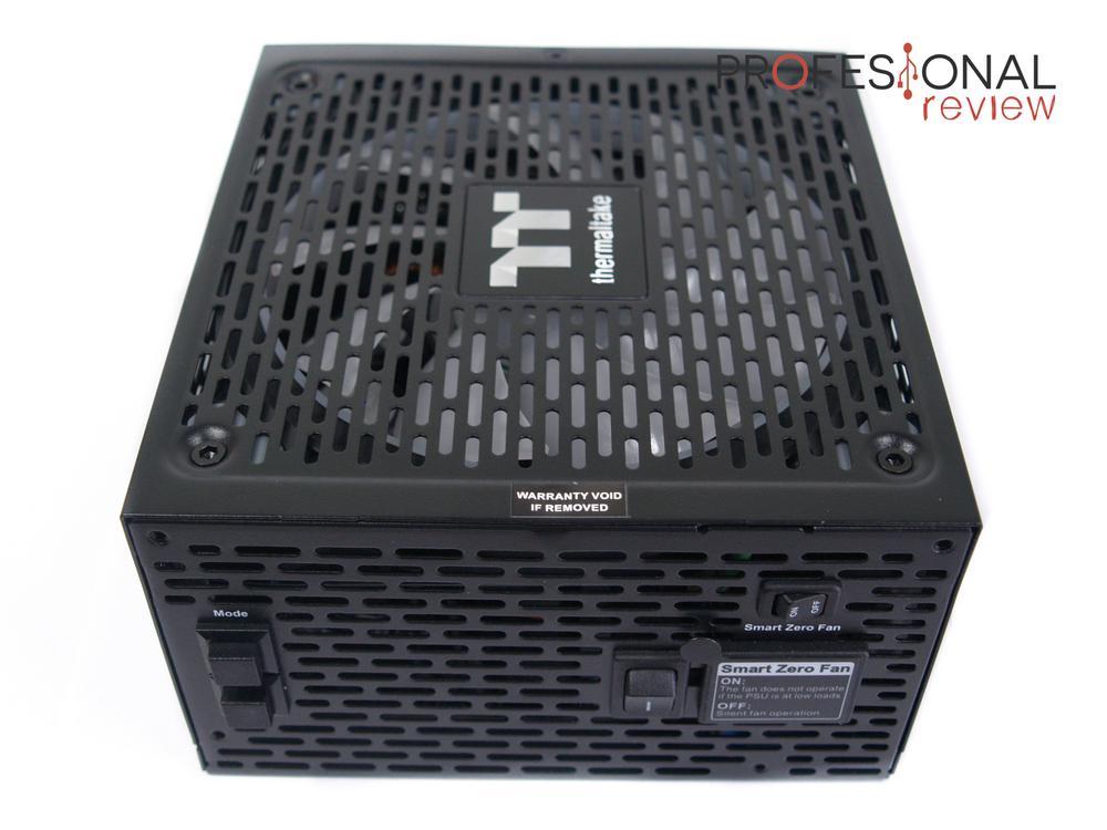 Thermaltake Toughpower GF2 ARGB 650W Review
