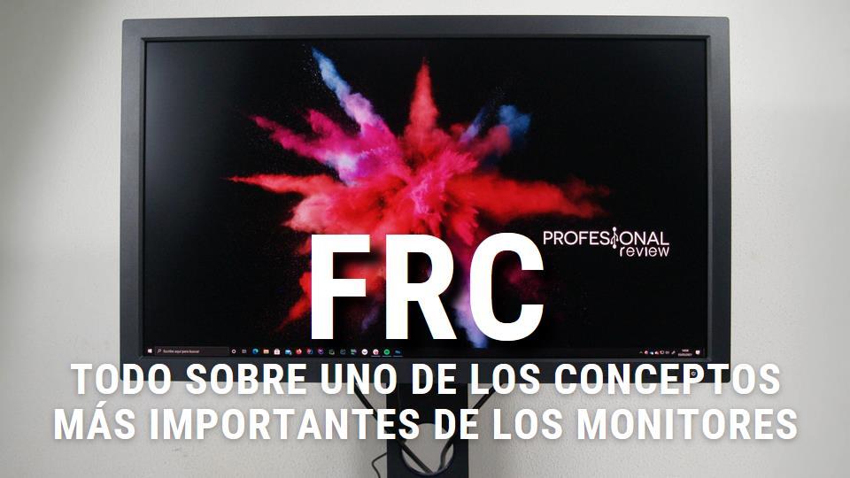 Todo sobre el FRC