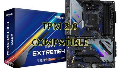 placa base asrock compatible tpm 2.0 windows 11