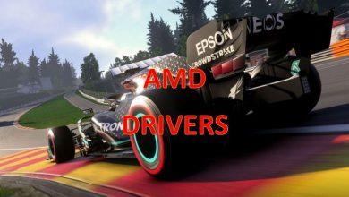 drivers amd f1 2021 raytracing