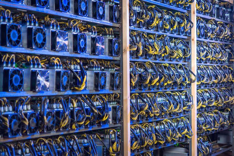 mineria bitcoin asic