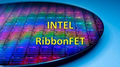 diseño intel ribbonfet
