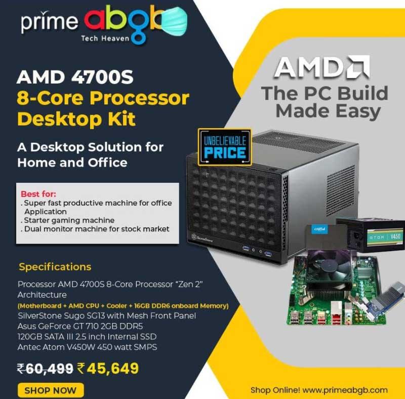 kit amd 4700s