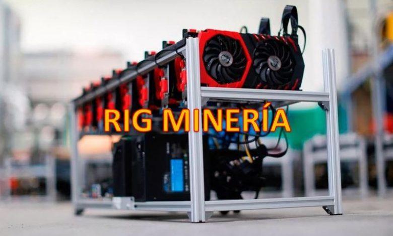 rig mineria