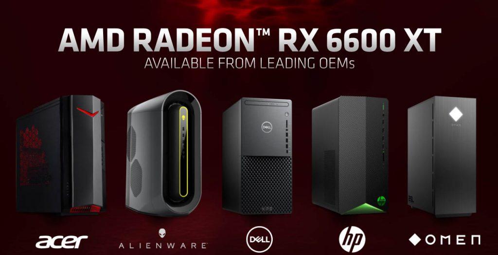 rx 6600 xt pc