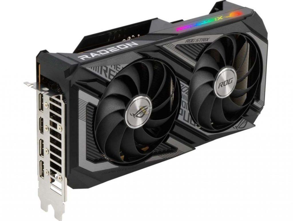rx 6600 xt asus