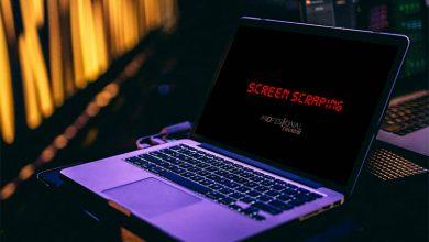 screen scraping