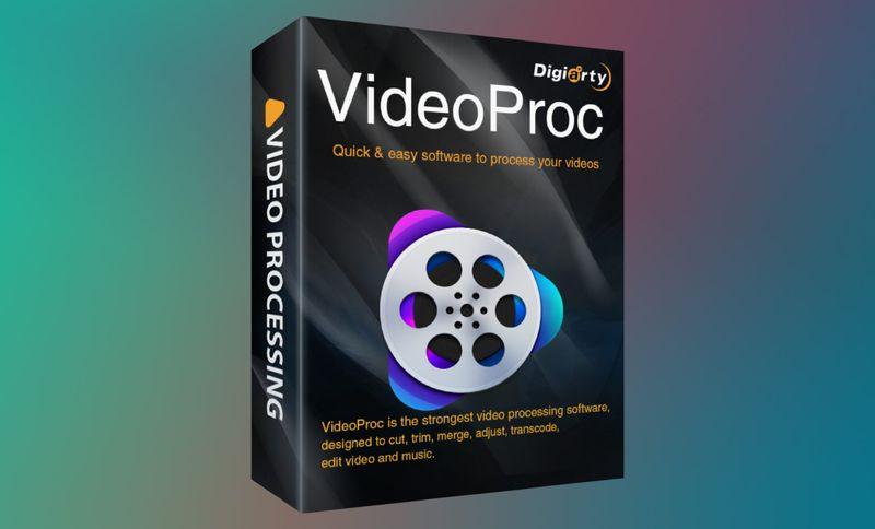 software edicion video videoproc