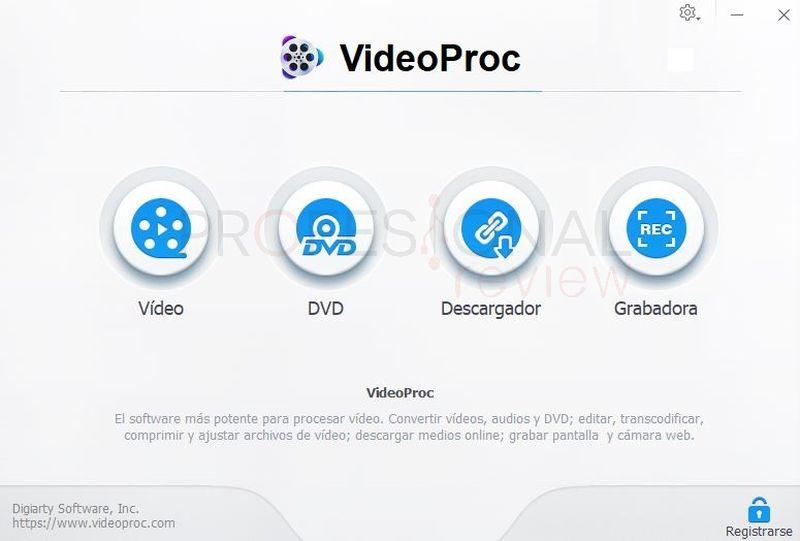 software videoproc