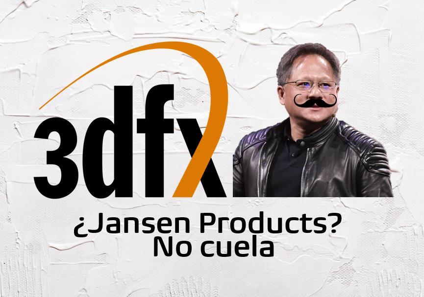 3dfx Jansen Products