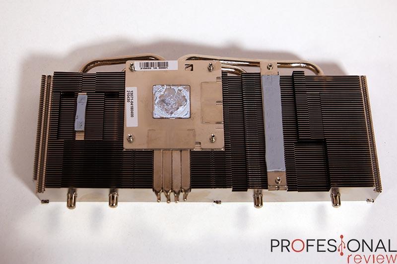 AMD Radeon RX 6600 XT Disipador