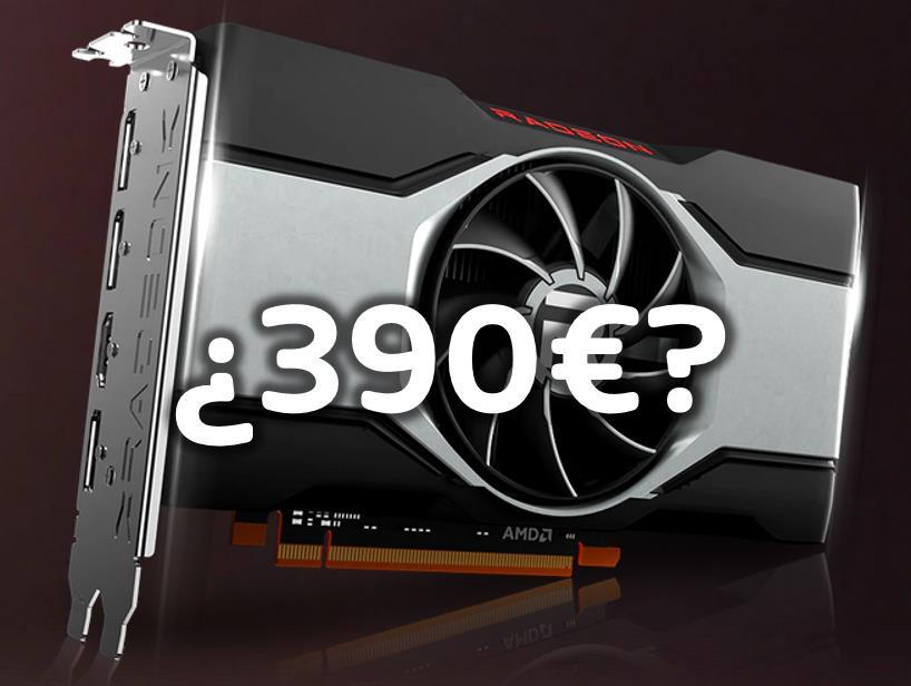 AMD Radeon RX 6600 XT y PRO W6600 ya disponibles