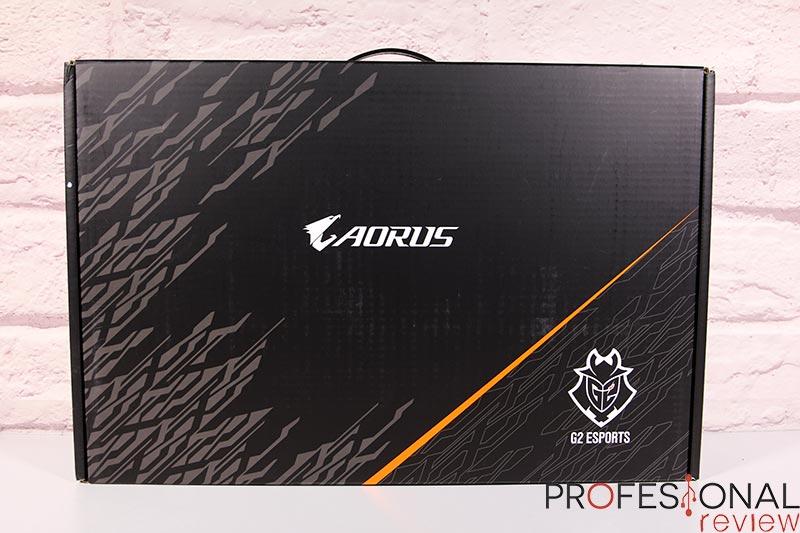 AORUS 17G XD Review