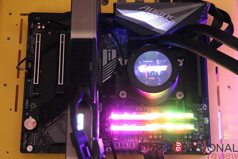 AORUS WaterForce X 360 Review
