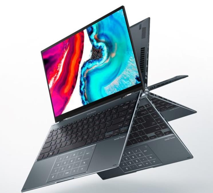 ASUS ZenBook 14 Flip OLED 2021