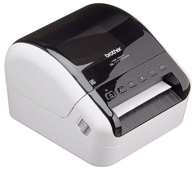 Impresora térmica Brother QL1110NWB