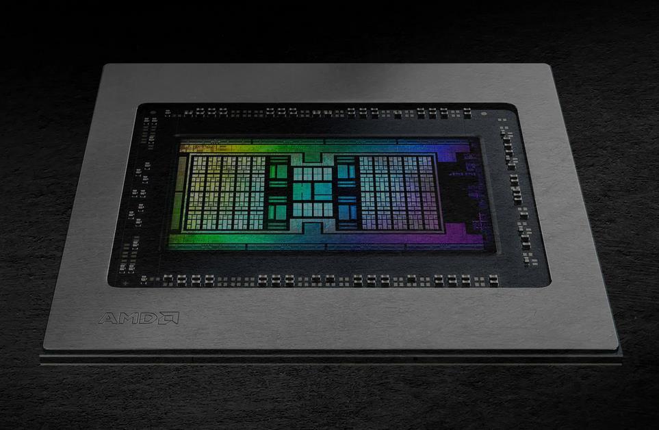 Chip GPU AMD