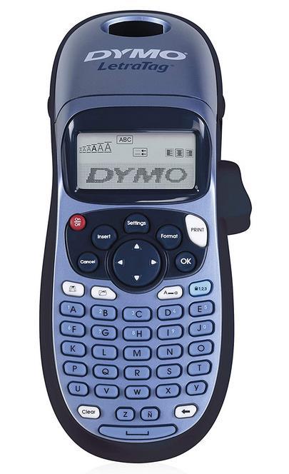 Dymo LetraTag LT-100H impresora de etiquetas