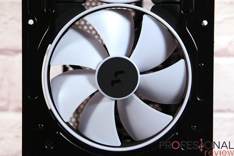 Fractal Design Torrent Ventiladores