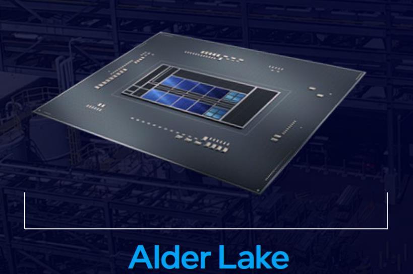 Intel Core i7-12700K Alder Lake