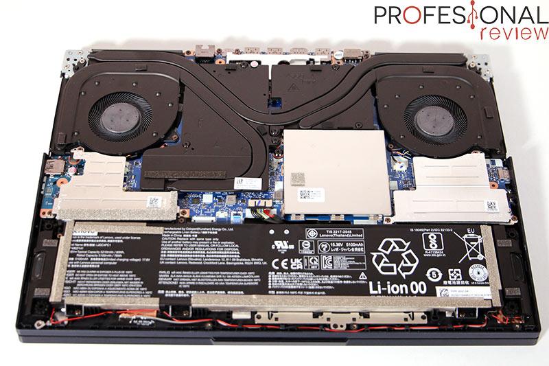 Lenovo Legion 5-15ACH6H Hardware