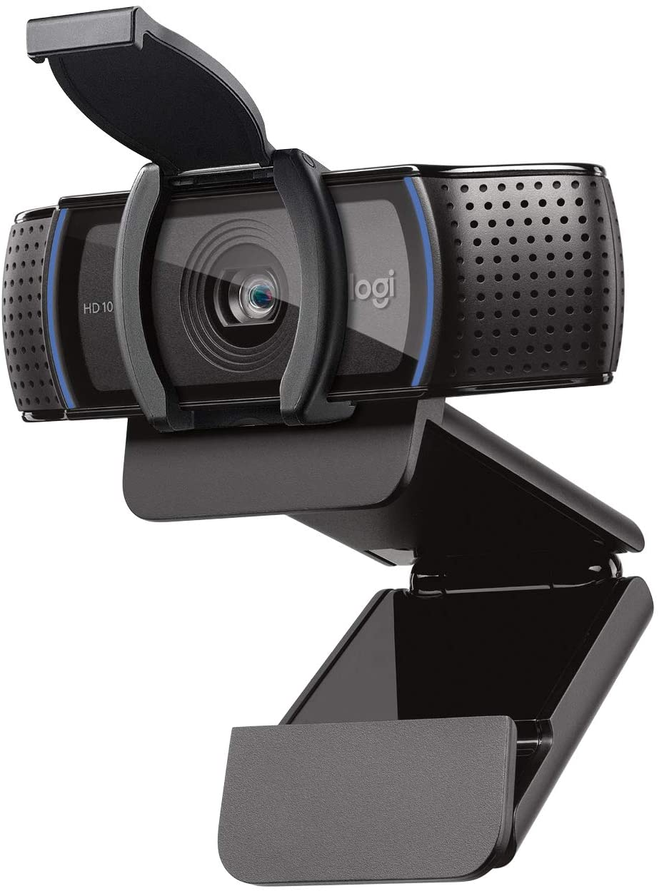 Logitech C920s Webcam Barata